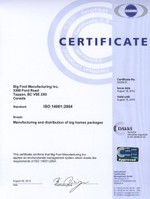 BigFoot-ICM-2011-EMS-Certificate